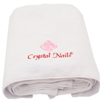 CN White Towel with logo